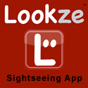 Download Lookze Sightseeing App